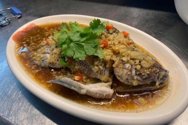 Restaurant 3358 Steam Fish